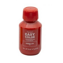 EASY COLOR COLORANT Vermilion Red 50 ML
