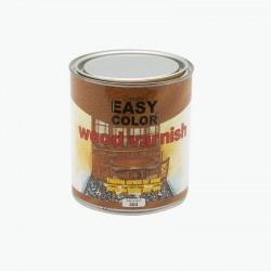 EASY COLOR WOOD VARNISH Mahogany 750 ML