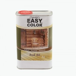 EASY COLOR TEAK OIL 1 L