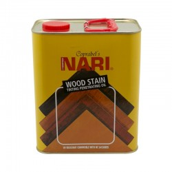 NARI WOODSTAIN, Ebony 1.0 L