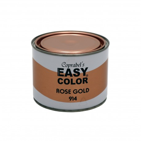 EASY COLOR ROSE GOLD PAINT 914 (125 ML)